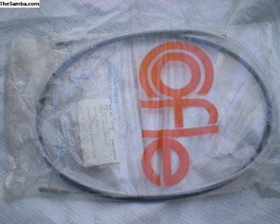 Porsche 914 Clutch Cable NEW