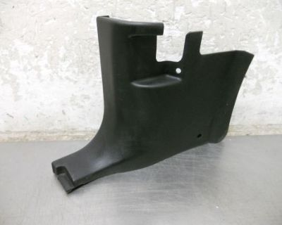 94-04 Ford Mustang Gt Driver Side Lh Black Lower Kick Panel Trim Panel 95 96