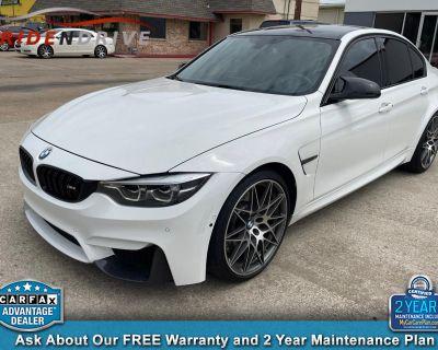 Used 2018 BMW M3 Sedan