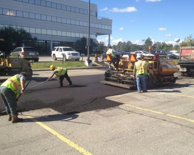 Reason to Book Commercial Paving Projects