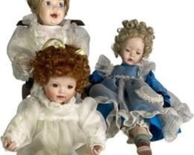 Meraki and Martins Doll and Figurine Auction