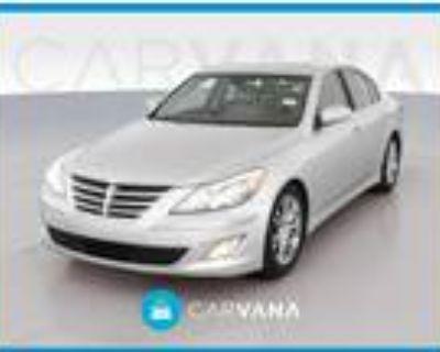 2012 Hyundai Genesis Silver, 54K miles