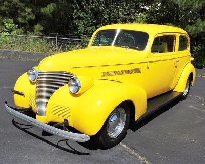 1939 Chevrolet Master 8