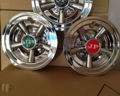 Golf Cart Hub Caps Wheel Covers Red,green Or Black Center Caps,add Your Initials