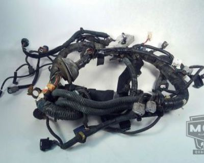 2002 Nissan Altima S 2.5 4 Cyl Engine Complete Wiring Harness Oem Used