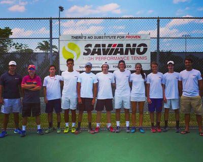 Group Tennis Lessons in Florida