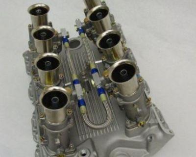 Rare Ford Shelby Cobra 427 Fe 390 428 Weber Quad 48 Ida Racing Carburetor Kit