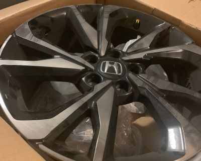"""Georgia - Selling stock sport 18"""" wheels best offer (willing to trade)"""