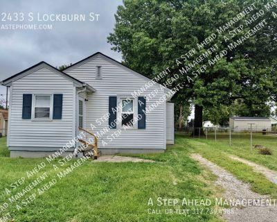 2433 S Lockburn-3 bed/1 Bath Move in ready