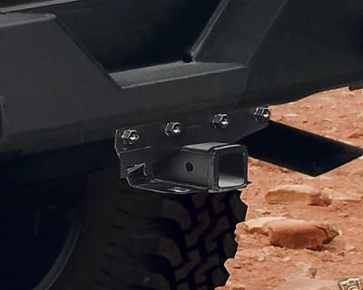 2012 Dch Jeep Jk Wrangler Trailer Tow Receiver Hitch New Mopar 82210230