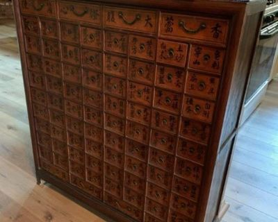 Former Foreign Diplomat - Beautiful Collection of Furniture