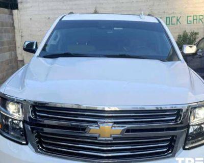 2018 Chevrolet Suburban Premier