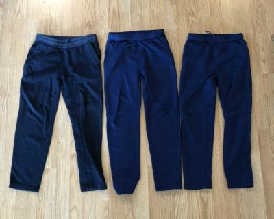 Navy active wear pants -old navy size large 10/12