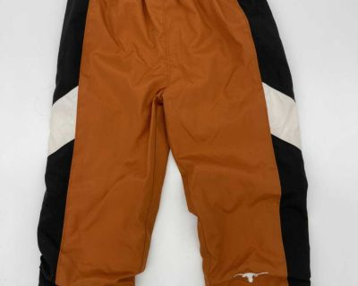 University of Texas Longhorns Sports Active Gym Pants- Nice Condition- Size 2T