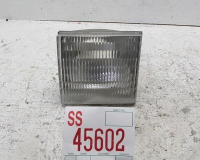 90 91 92 93 94 Lincoln Town Car Left Driver Front Headlight Park Lamp Oem 10019