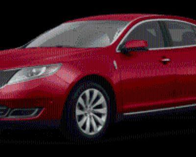 2015 Lincoln MKS Standard