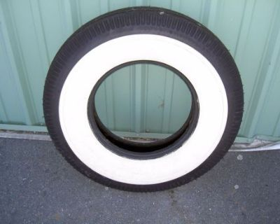 Bfg Bias Ply Tires 750 X 17 As New Packard Cadillac Chrysler Other Classic Cars