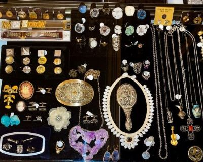 Large & Exciting Estate Sale
