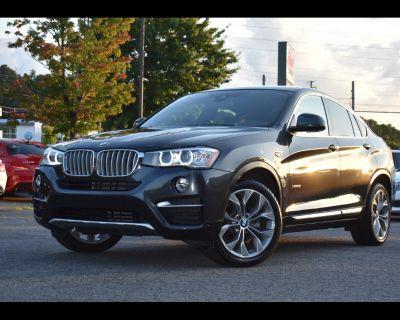 2018 BMW X4 XDrive28i 4D SAC