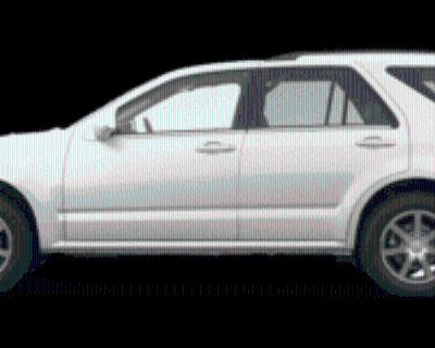 2007 Cadillac SRX Standard