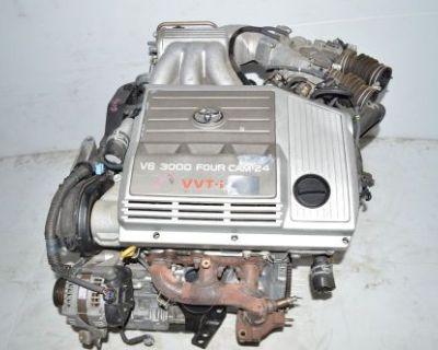 Jdm 99 00 01 02 03 Lexus Rx300 Highlander 1mz Vvt-i Engine 1mz-fe Awd 3.0 Motor