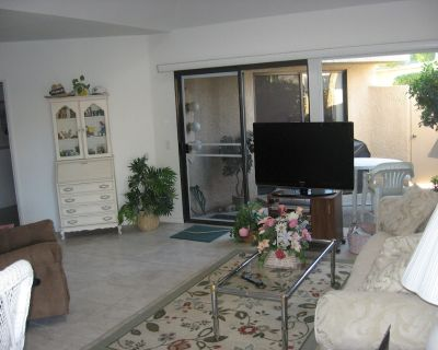 Adjacent to THE RIVER, many restaurants, movie theater, shopping. Gated. - Rancho Mirage
