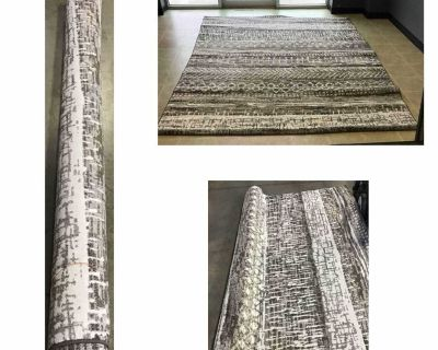 ORIAN Abalone Area Rug 7 5 x10 PRE-OWNED