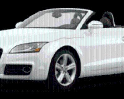 2013 Audi TT Premium Plus