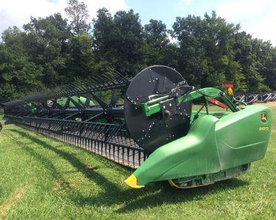2016 JOHN DEERE 645FD Harvesting Equipment