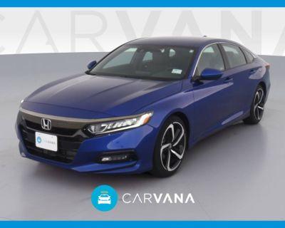 2018 Honda Accord Sport