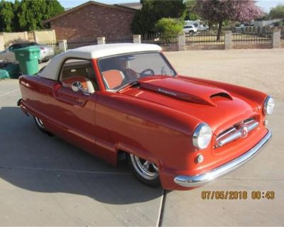 1954 Hudson Automobile