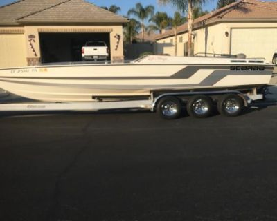 1986 Scarab Larry Smith Offshore