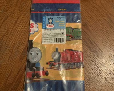 Table cover Thomas the train
