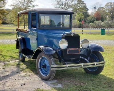 1930 Chevrolet Universal AD Canopy Express Huckster