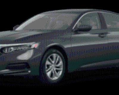 2018 Honda Accord EX-L 1.5T CVT