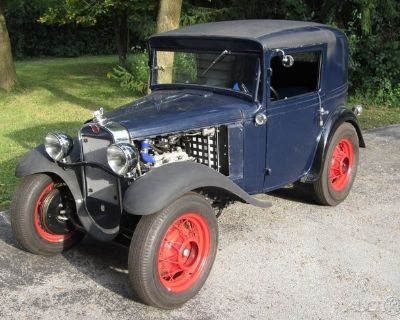 1931 Bantam Business Coupe