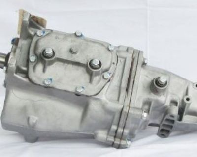 1969 M-22 4-speed Muncie Rockcrusher Transmission With All New Gears