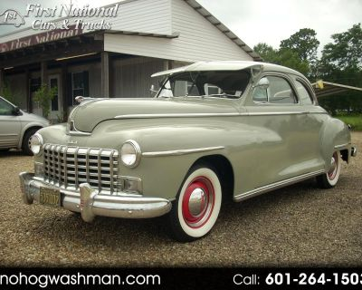 1947 Dodge 5 window