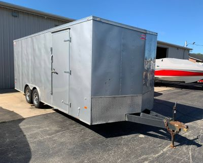 2018 American Hauler NIGHT HAWK 8.5X20 Cargo Trailers Belvidere, IL