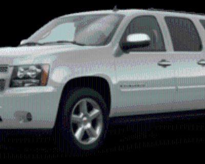 2008 Chevrolet Suburban LTZ