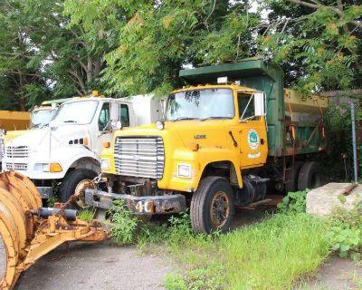 1996 FORD L8000 Dump Trucks Truck