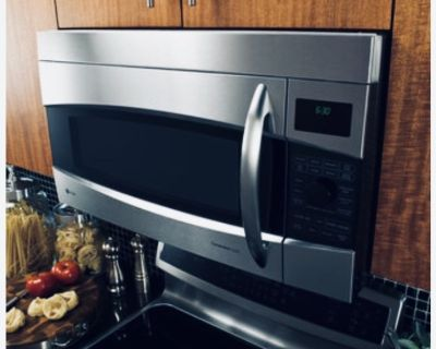 GE CONVECTION MICROWAVE OVEN SPACE MAKER PVM1790 SRSS