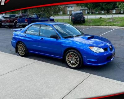 2007 Subaru Impreza WRX TR