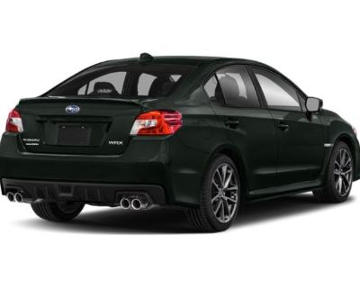 Pre-Owned 2020 Subaru WRX Limited