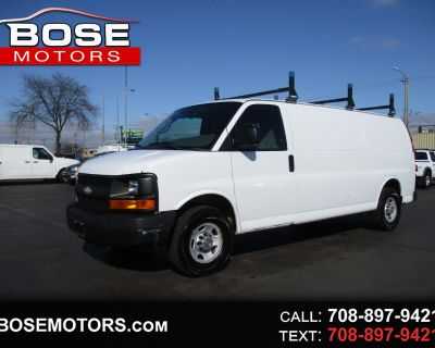 Used 2013 Chevrolet Express 3500 Cargo Extended