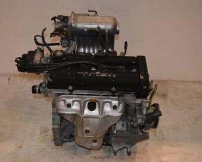 Jdm 1996-1999 Honda Crv B20b Engine Obd2 Integra Civic B20 B20z High Compression