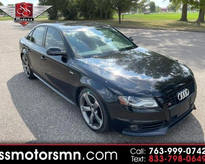 2012 Audi S4 Prestige quattro 7A