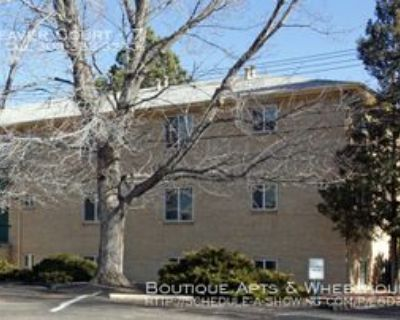 204 Beaver Ct #7, Colorado Springs, CO 80905 1 Bedroom Apartment