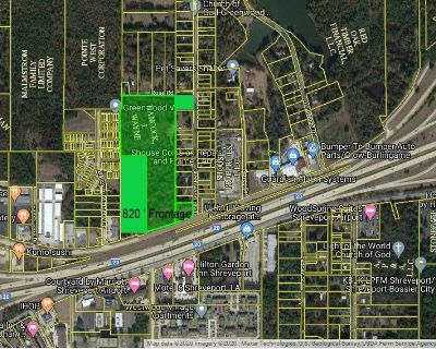 Vacant Land For Sale I-20 N/S Between Pines Road and I-220