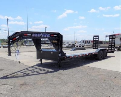*IN STOCK* Brand New 32' Gooseneck Equipment Trailer